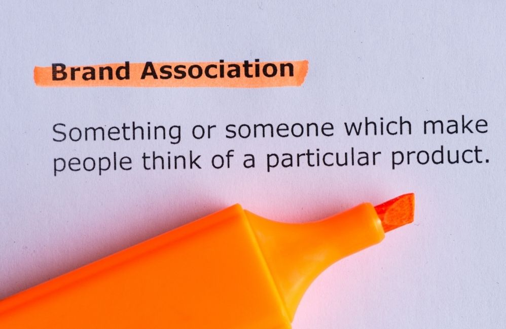 Definición de una asociación de marca